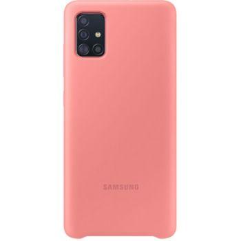 Samsung A51 Silicone rose