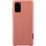 Coque Samsung  S20+ Kvadrat recycle rouge