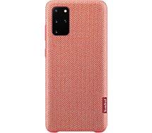 Coque Samsung  S20+ Kvadrat recycle rouge