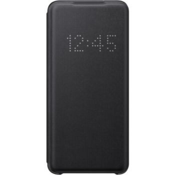 Samsung S20 LED View cover noir