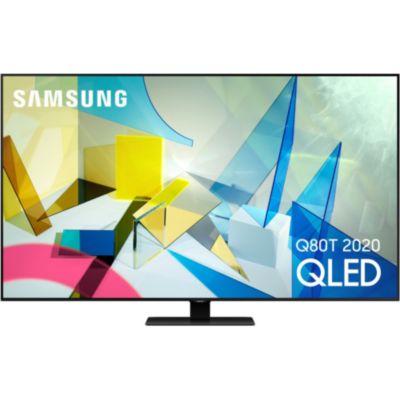 Location TV QLED Samsung QE65Q80T 2020