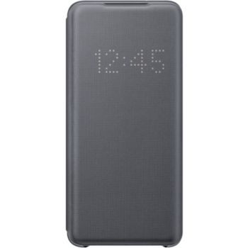 Samsung S20 LED View cover gris