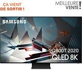 TV QLED Samsung QE65Q800T 8K 2020