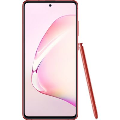 Location Smartphone Samsung Galaxy Note 10 Lite Rouge