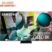 TV QLED Samsung QE65Q950TS 8K