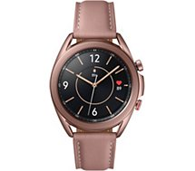 Montre connectée Samsung  Galaxy Watch 3 4G Bronze 41mm