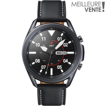 Samsung Galaxy Watch 3 Noir 45mm