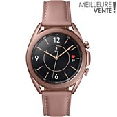 Montre connectée Samsung Galaxy Watch 3 Bronze 41mm