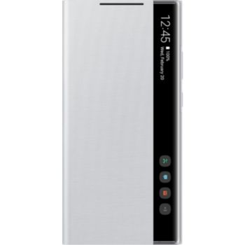 Samsung Note 20 Ultra Clear View Cover blanc