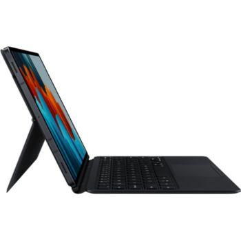 Samsung Tab S7 Book Cover Keyboard noir