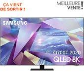 TV QLED Samsung QE55Q700T 8K 2020