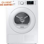 Sèche linge pompe à chaleur Samsung DV80TA220TE