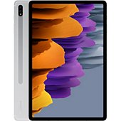 Tablette Android Samsung Galaxy Tab S7+ 128Go Argent