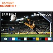 TV QLED Samsung The Terrace QE65LS7T 2020