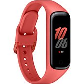Montre connectée Samsung Galaxy Fit 2 Rouge
