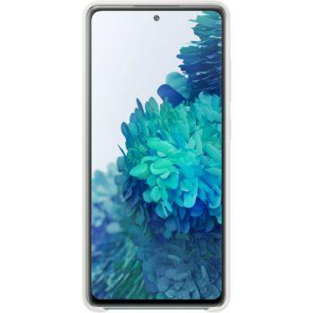 Samsung S20 FE Silicone blanc