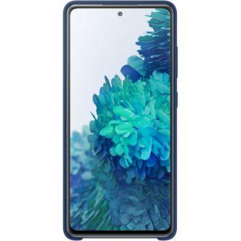 Samsung S20 FE Silicone bleu