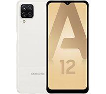 Smartphone Samsung  Galaxy A12 Blanc