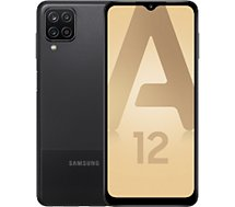 Smartphone Samsung  Galaxy A12 Noir