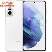 Smartphone Samsung Galaxy S21 Blanc 256 Go 5G