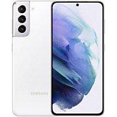 Smartphone Samsung Galaxy S21 Blanc 128 Go 5G