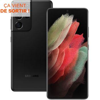 Samsung Galaxy S21 Ultra Noir 512 Go 5G