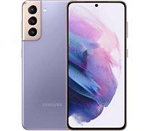 Smartphone Samsung  Galaxy S21 Violet 128 Go 5G