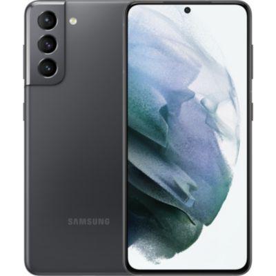 Location Smartphone Samsung Galaxy S21 Gris 128 Go 5G