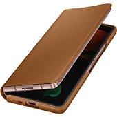 Etui Samsung Fold 2 Cuir brun