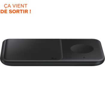 Samsung DUO USB-C + chargeur secteur Noir