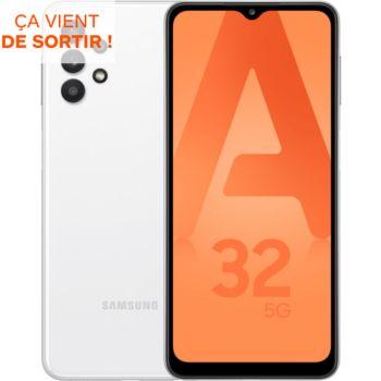 Samsung Galaxy A32 Blanc 5G