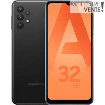 Samsung Galaxy A32 Noir 5G