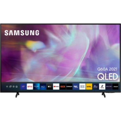 Location TV QLED Samsung QE75Q60A 2021