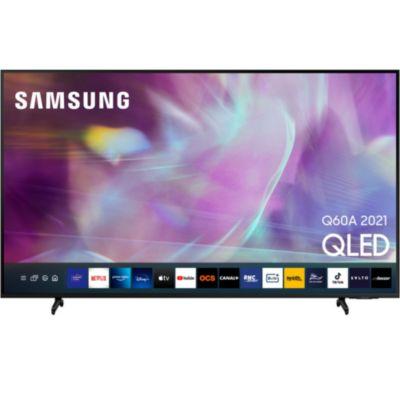 Location TV QLED Samsung QE85Q60A 2021