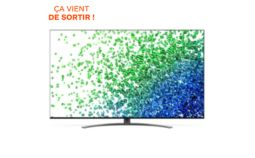 TV LED LG NanoCell 55NANO816 2021