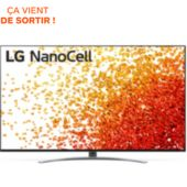 TV LED LG NanoCell 55NANO926 2021