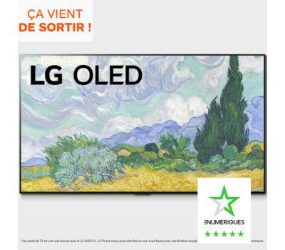 TV OLED LG 65G1 2021