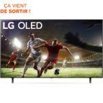 TV OLED LG 65A1 2021