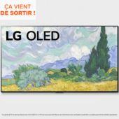 TV OLED evo LG 55G1 2021
