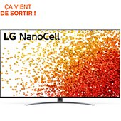 TV LED LG NanoCell 86NANO91