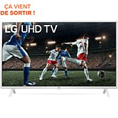 TV LED LG 43UP76906