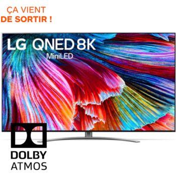 LG 75QNED996PB Mini Led 8K 2021