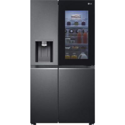Location Réfrigérateur Américain Lg GSXV90MCAE INSTAVIEW