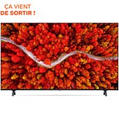 TV LED LG 65UP80006LR