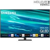 TV QLED Samsung QE65Q80A 2021
