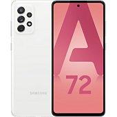 Smartphone Samsung Galaxy A72 Blanc 4G