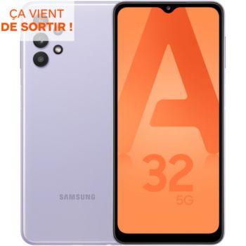 Samsung Galaxy A32 Lavande 5G