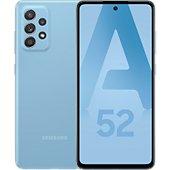 Smartphone Samsung Galaxy A52 Bleu 4G