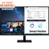 Ecran PC Samsung Smart Monitor M5 32