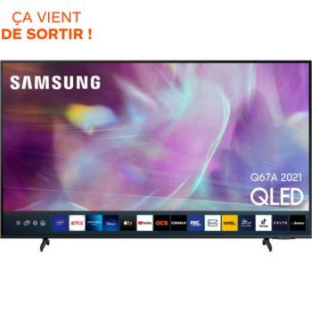 Samsung QE55Q67A 2021